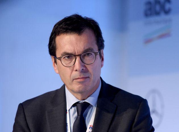 Jean-Pierre Farandou a succédé à Guillaume Pépy à la tête de...