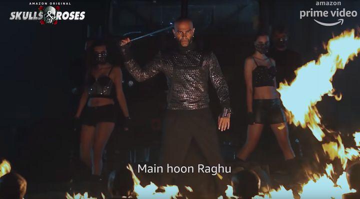 Raghu Ram on Skulls and Roses.