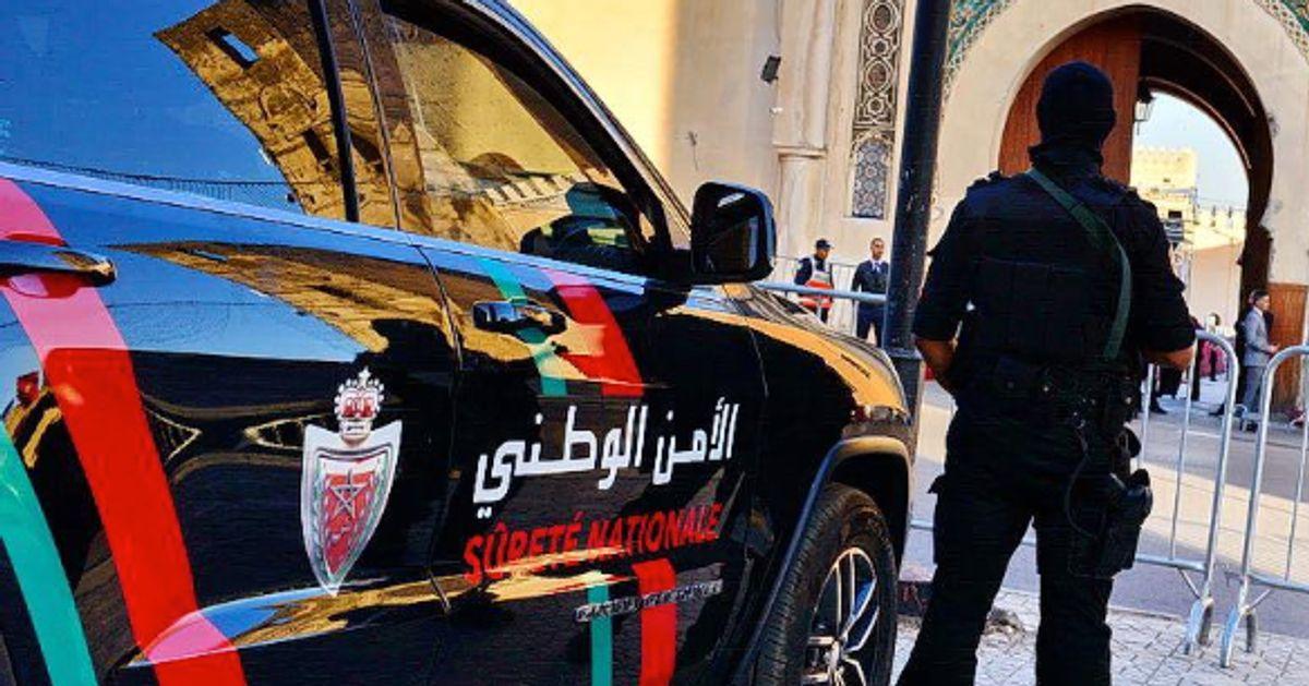 À Laâyoune, arrestation de dix individus pour leur implication présumée dans un incendie prémédité