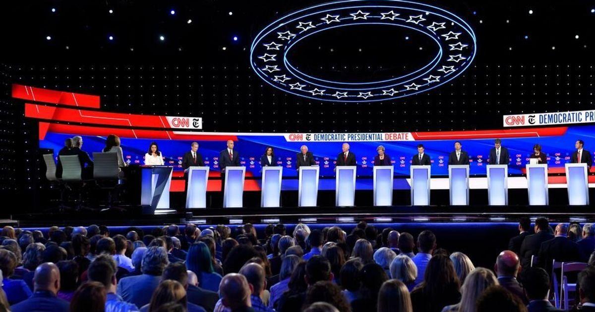 Qui sont les candidats démocrates contre Donald Trump, à un an de la présidentielle?