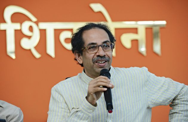 Shiv Sena Chief Uddhav