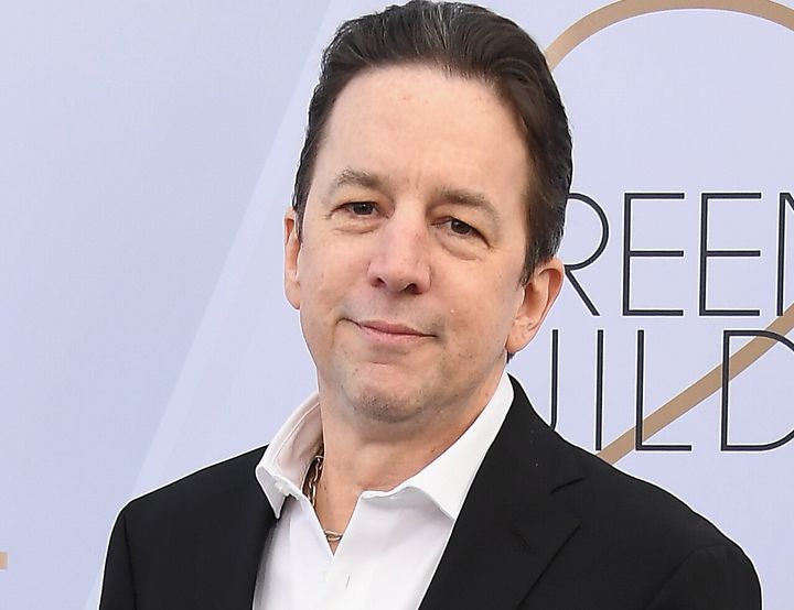 Brian Tarantina attends the 25th Annual Screen ActorsGuild Awards at The Shrine Auditorium on January 27 in Los Angeles