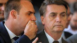 Para Bolsonaro, punir filho por fala sobre novo AI-5 é perseguição