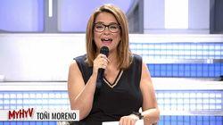 Toñi Moreno rompe su silencio sobre los rumores de