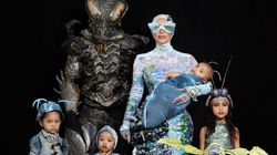 The Kardashians' Assault On Halloween Continues, But This Time With