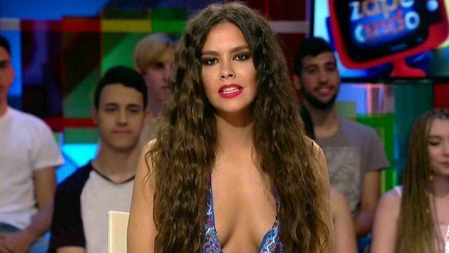 Cristina Pedroche, colaboradora de