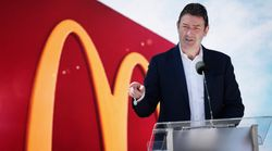 McDonald's CEO Gets The Boot Over Relationship With