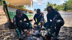 Sem saber destino do óleo, Marinha faz busca cega em estuários de