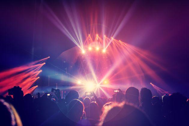 ステージのイメージ写真