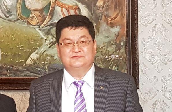 오드바야르 도르지 몽골