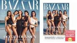 Readers Slam Harper's Bazaar's 'Out Of Touch' December