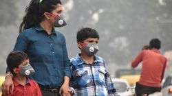 Delhi's Air Pollution Levels Are Making People Really, Really
