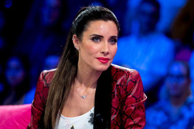 La presentadora Pilar