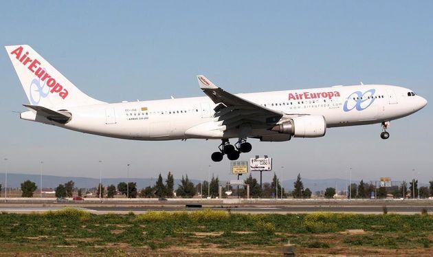 Avión de Air