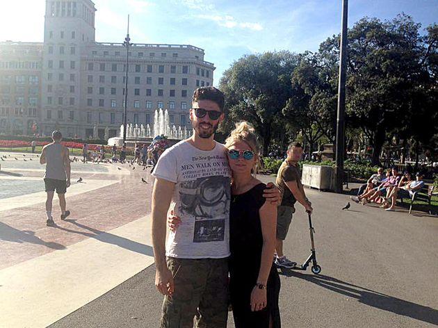Luca Sacchi e la Fidanzata, Anastasia