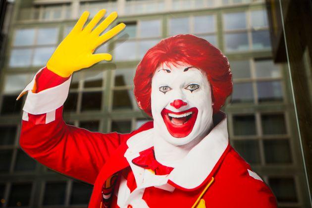 El payaso Ronald McDonald's, seña de identidad de la