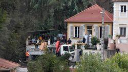 La septuagénaire emportée par un glissement de terrain à Nice a été retrouvée