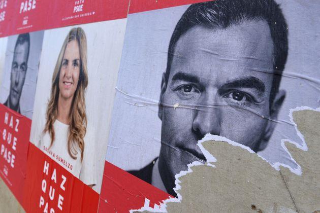 Spagna in campagna elettorale