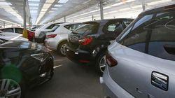 Las matriculaciones de automóviles suben un 6,3% en