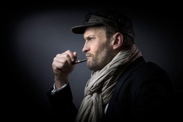 Sylvain Tesson, lauréat du Prix Renaudot