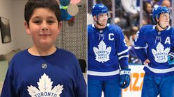 Hockey Stars Step Up After Friends Bail On N.L. Boy's Birthday