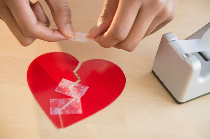 """A broken heart can really break your heart,"" Dr. Karol Watson said. When your feelings get hurt, your heart can get hurt as well."