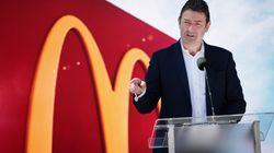 McDonald's demite CEO por relacionamento com