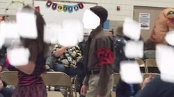 Principal, Teacher Suspended After Student Dresses As Hitler In Halloween