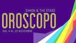 L'oroscopo della settimana di Simon and the Stars (dal 4 al 10