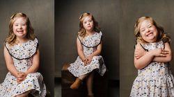 Cette série de photos sur la trisomie 21 brise les
