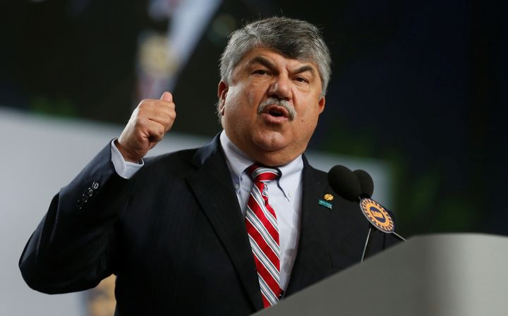 AFL-CIO President Richard Trumka said the union and its affiliates have been urging members to run for public office at all l