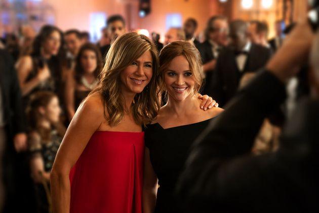 Jennifer Aniston et Reese Witherspoon, stars de la série
