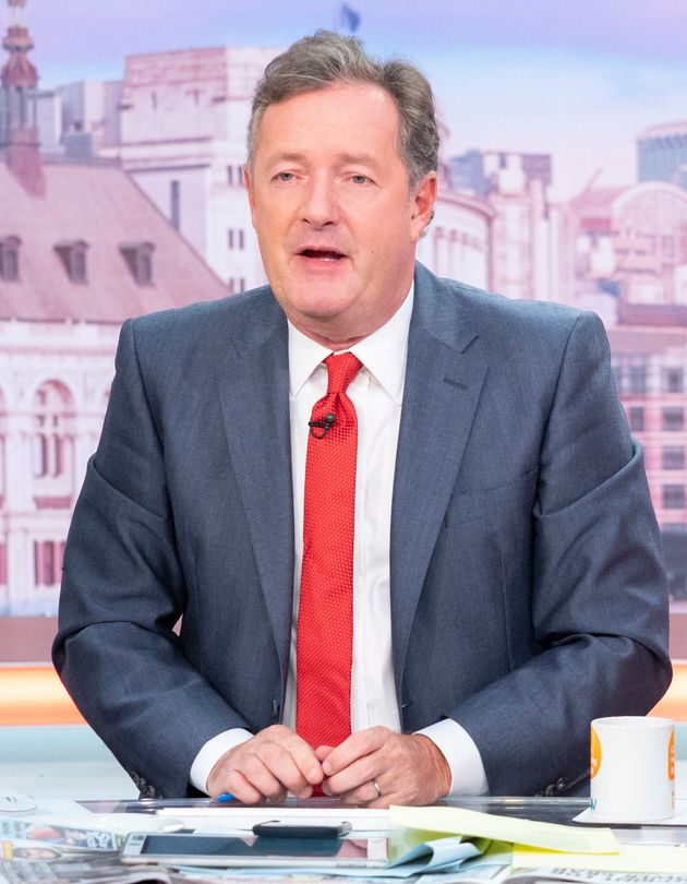 Piers Morgan Bans Government Ministers From GMB After Dominic Cummings Saga
