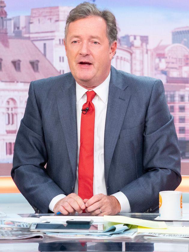 Piers Morgan on Good Morning