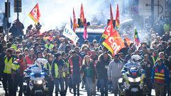 Gilets jaunes et syndicats ensemble le 5 décembre, le gouvernement craint-il un