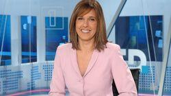 Se ha visto en el Telediario de TVE: la mala suerte de Ana Blanco a pocas horas de presentar el 'debate a