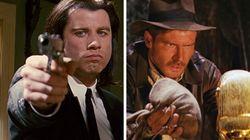 Rede UCI exibe os clássicos 'Pulp Fiction' e 'Indiana Jones e os Caçadores da Arca