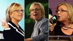 Looking Back On Elizabeth May's Most Iconic