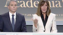 El duro reproche de Ana Blanco a los candidatos en pleno debate a