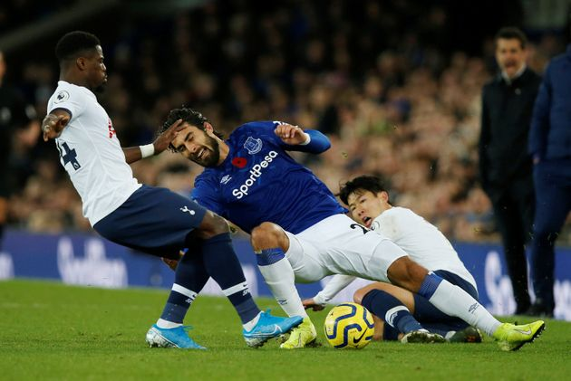 Soccer Football - Premier League - Everton v Tottenham Hotspur - Goodison Park, Liverpool, Britain -...