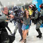 香港デモに中国製250℃の催涙弾。強硬化する警察、デモ隊に「ゴキブリ」