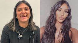 Aussie Doctor Applauded For Schooling Kim Kardashian On Body