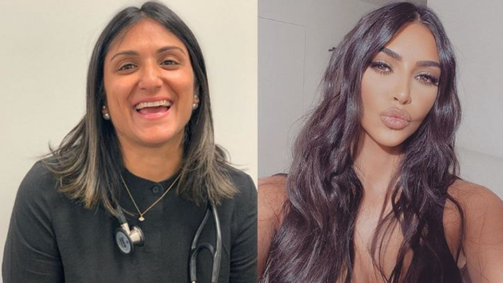 Dr Preeya Alexander has been applauded for her open letter to Kim Kardashian about body image.