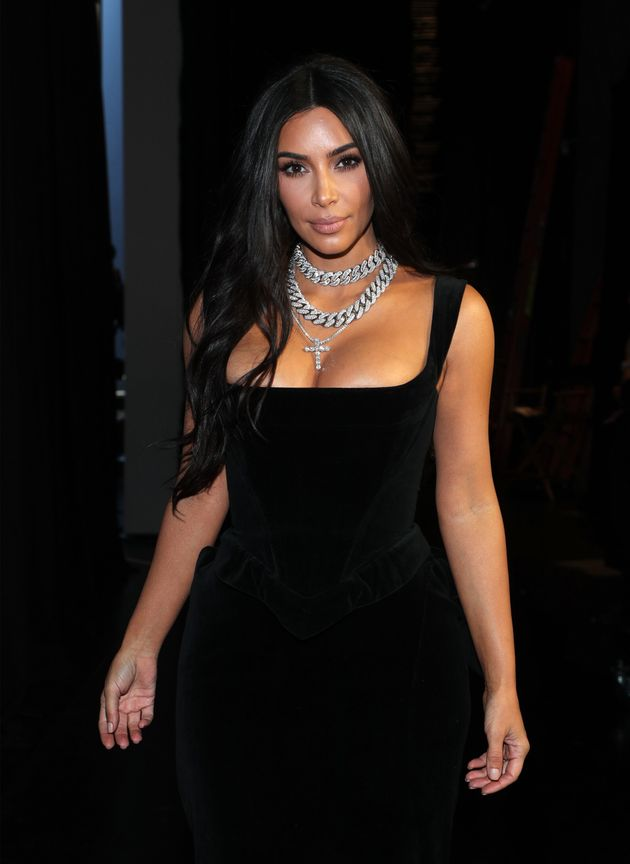 Kim Kardashian has said she wants to reach a 'goal weight' by her 40th birthday next