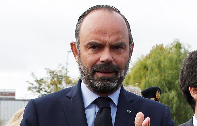 Édouard Philippe à Saint-Ouen le 4 novembre