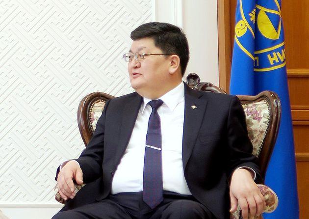 오드바야르 도르지(Odbayar Dorj) 몽골