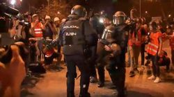 El policía herido en Barcelona sube a planta tras pasar 20 días en la