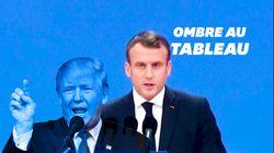 Macron VRP de l'accord de Paris en Chine malgré le retrait