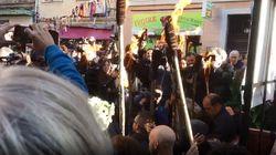 À Marseille, huit minutes de silence en hommage aux victimes de la rue