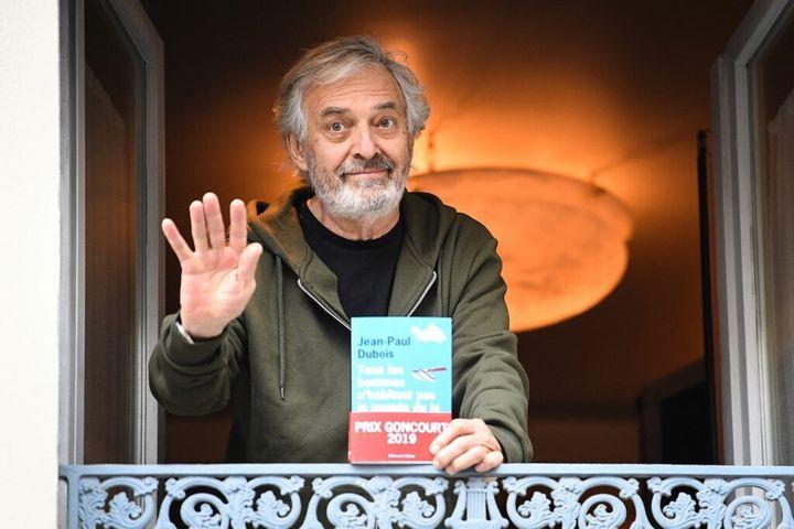 Jean-Paul Dubois, prix Goncourt 2019, a trouvé la solution pour être le patron de sa vie, le propriétaire et non le locataire ou l'actionnaire.